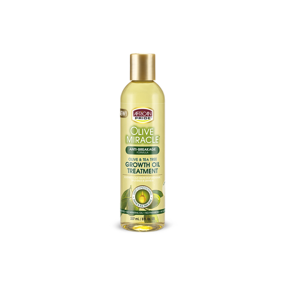 African Pride Olive Miracle Anti-Breakage Maximum ...